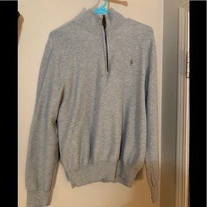 *Polo Ralph Lauren Men's 1/4 Zip Pullover